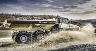 Terex Trucks in it for the long haul
