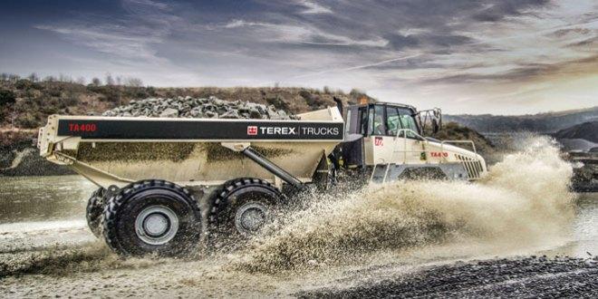Terex Trucks in it for the long haul