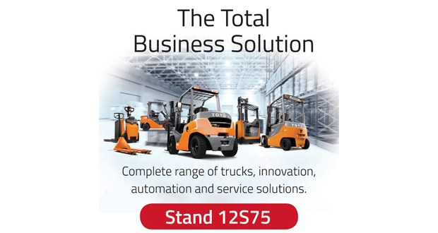 Toyota delivers the Total Business Solution at IMHX 2016