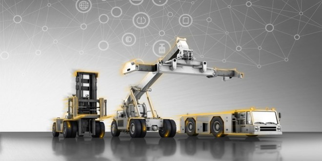 Continental an experienced partner in material handling at IMHX 2016