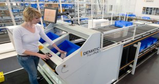 Dematic gears-up for rapid results at IMHX 2016