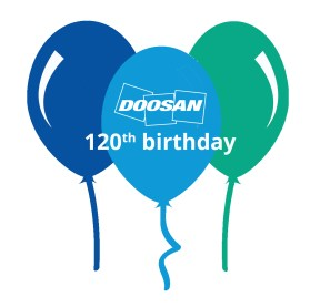 Doosan to celebrate 120th birthday at IMHX 2016 (2)