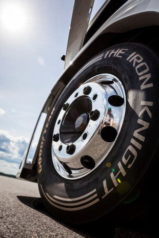 Goodyear Truck Racing tyres