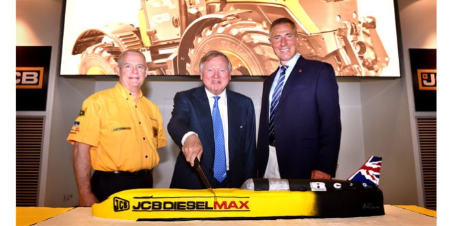 Hint of new world record bid as JCB marks decade as champions