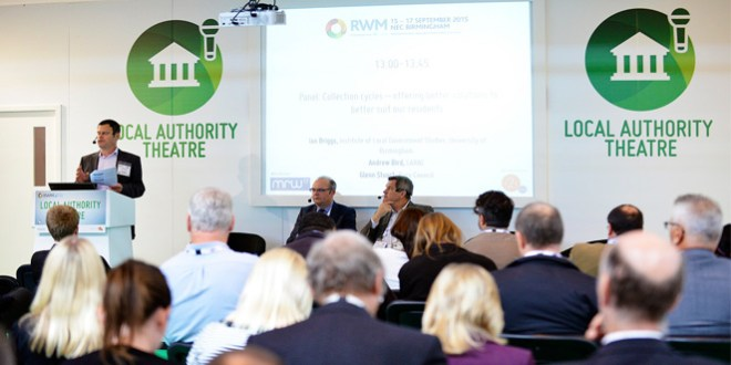 Insight and inspiration from a host of international speakers at RWM 2016