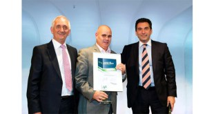 Sovereign Transport scoops UK award for Excellence 2016 from Palletways
