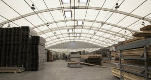 Temporary building specialist Spaciotempo raises the roof with new product launch