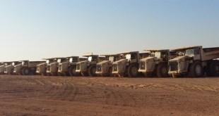 Terex Trucks haul deep in Jordan