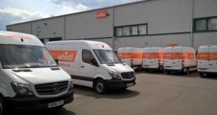 Whistl renews van fleet with £3million investment