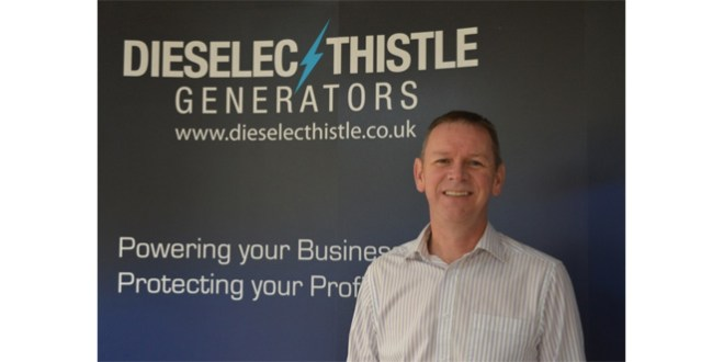 Dieselec Thistle Generators appoints new Operations Manager
