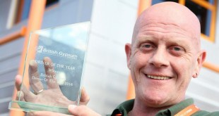 Palletforce member success as Julian crowned Driver of the Year