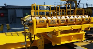 Red Marine delivers Subsea Clamp Handling System