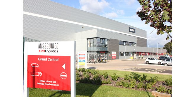 XPO Logistics supports Fast Fashion start-up Missguideds rapid growth with new logist