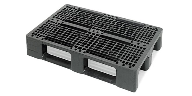 Goplasticpallets.com strengthens range with new SF 1208 M3R Euro pallet