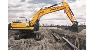Hyundai Heavy Industries fill the gap with new HX380 L