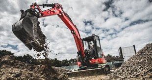 Kubota UK launches finance solution on five tonne excavators