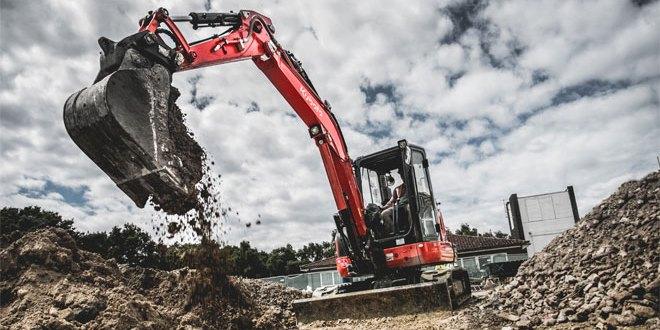 Kubota UK launches finance solution on five tonne excavators