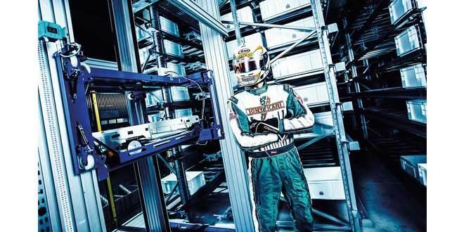 Pankl Racing Systems chooses flexible KNAPP shuttles