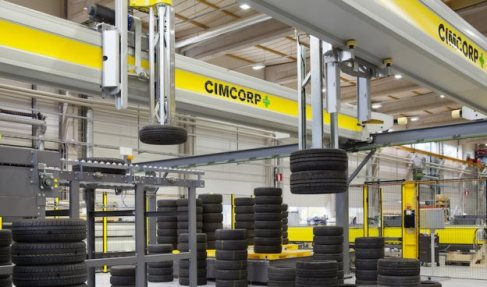 Cimcorp has won a significant order to supply a fully automated handling system to Petlas Tire Corporation