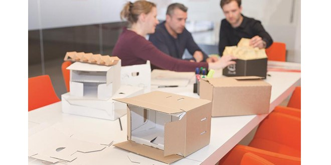 From idea to packaging prototype at UK's first PackRight Centres