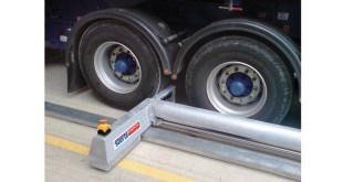 Stertil Combilok support tyre production in Dundee