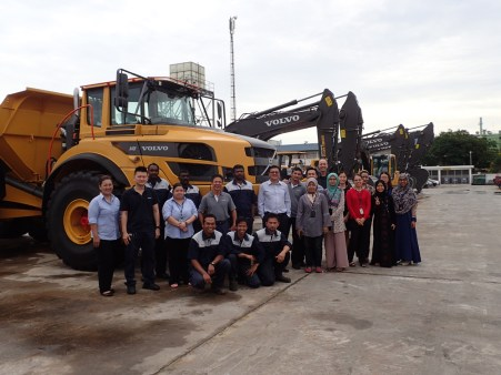 Terex Trucks has appointed Volvo Malaysia Sdn Bhd as its official dealer in Malaysia