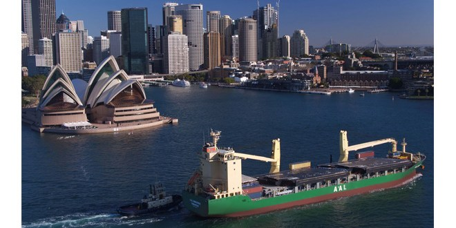 AAL wins at Australia Shipping Awards 2016