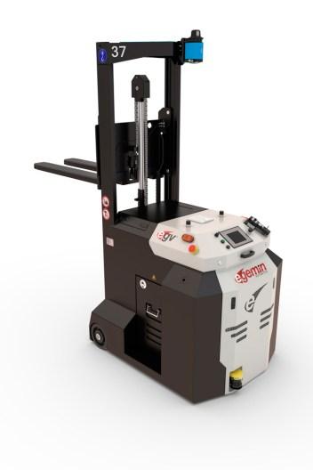Egemin Automation FLV 3315C counterbalance AGV