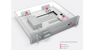 Exertherm in drawer MCC 24 7 Thermal Monitoring solution