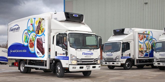 Maxoptra helps Hannah Foods improve its customer service experience