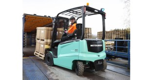 Mitsubishi Forklift Trucks nominated twice in the FLTA Annual Awards for Excellence