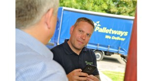 Records tumble at Palletways UK as 340 million GBP of goods shift across the nation