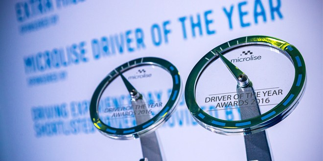 Search begins for next Microlise Driver of the Year Awards Winners