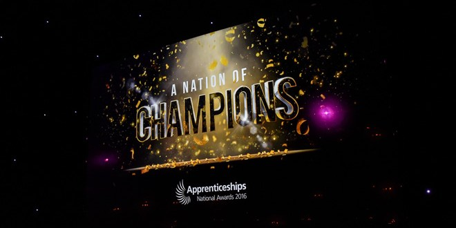 Cartwright recognised as a Centrica Top 100 Apprenticeship Employer