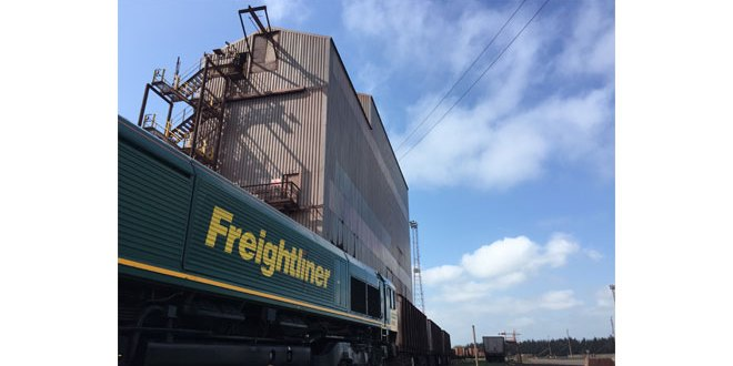 Freightliner & British Steel collaboration success