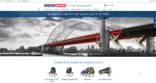 New Year heralds new interactive website from Stertil Koni