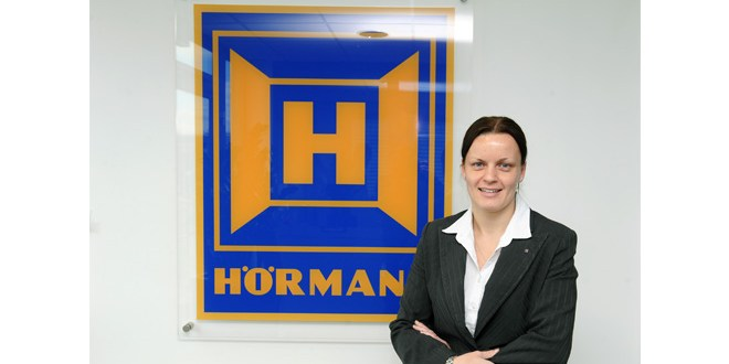Promotion takes Hörmann's commercial department to the next level