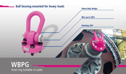 RUD Chains Ltd is a leading manufacturer of lifting and lashing applications