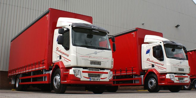 Shakespeare Transport signs up to Palletforce Network