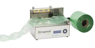 Easypack have the Edge with new green inflatable packaging