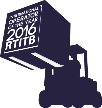 Grand Finalists for the RTITB International Forklift Operator of the Year award