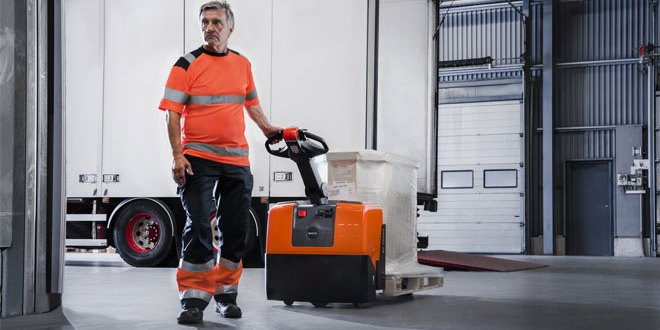Toyota Material Handling power up at Health and Safety show