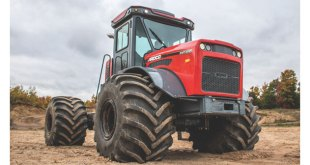 ARDCO Articulating Multi-Purpose Truck tackles countless off-road applications