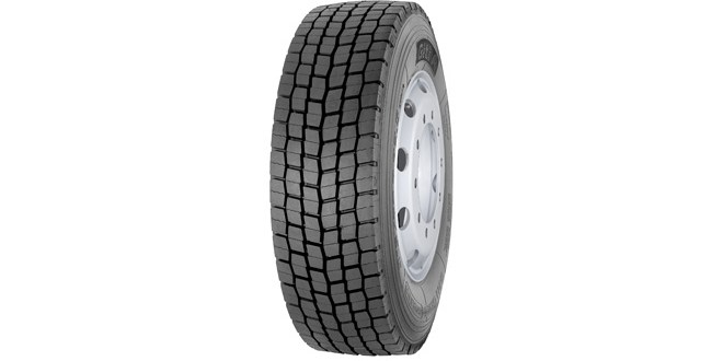 Giti Tire new Genesis tyres debut at CV Show 2017