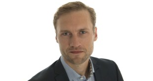 Hiab appoints Nikolaus Scheurer as Vice President Marketing and Communications