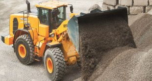Hyundai launch the new Hyundai HL975 Wheeled Loader