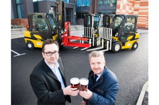 Marstons updates fleet with 700000 GBP Yale deal with Briggs Equipment