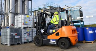 Pyroban New ATEX lift trucks for Witton Chemicals