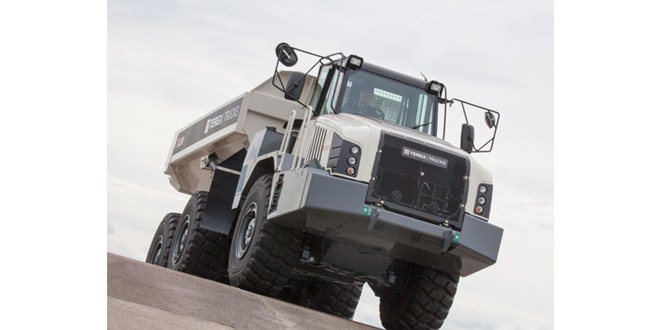 Terex Trucks original dealer RECO Equipment buys first two Gen10 haulers in North America
