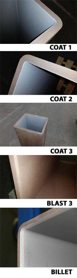 the XuperCoat coating